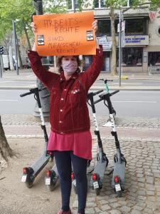 Köln Rudolfplatz#1Mai2020