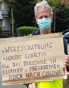 Köln Uni Klinik#1Mai2020