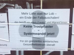 Fundstück Berlin Mehr Lohn statt nur Lob #1Mai2020
