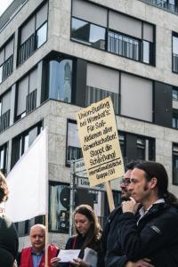 Pascla Meiser 190517_Wombats_Protest_Berlin
