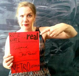 Rote Karte Jessica Reisner