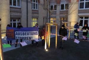 Stuttgart Freitag der 13 Initiative Klassenkampf