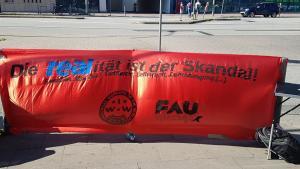 Hamburg, FAU, IWW und ATIK